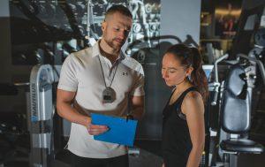 Osobný fitness tréner Košice