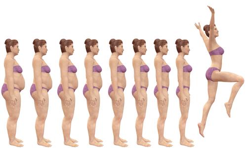 Tipy ako zdravo a natrvalo schudnúť