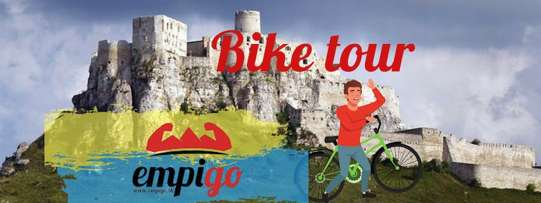 Empigo bike tour- Tour de Spišský hrad 2019 -PROPOZÍCIE
