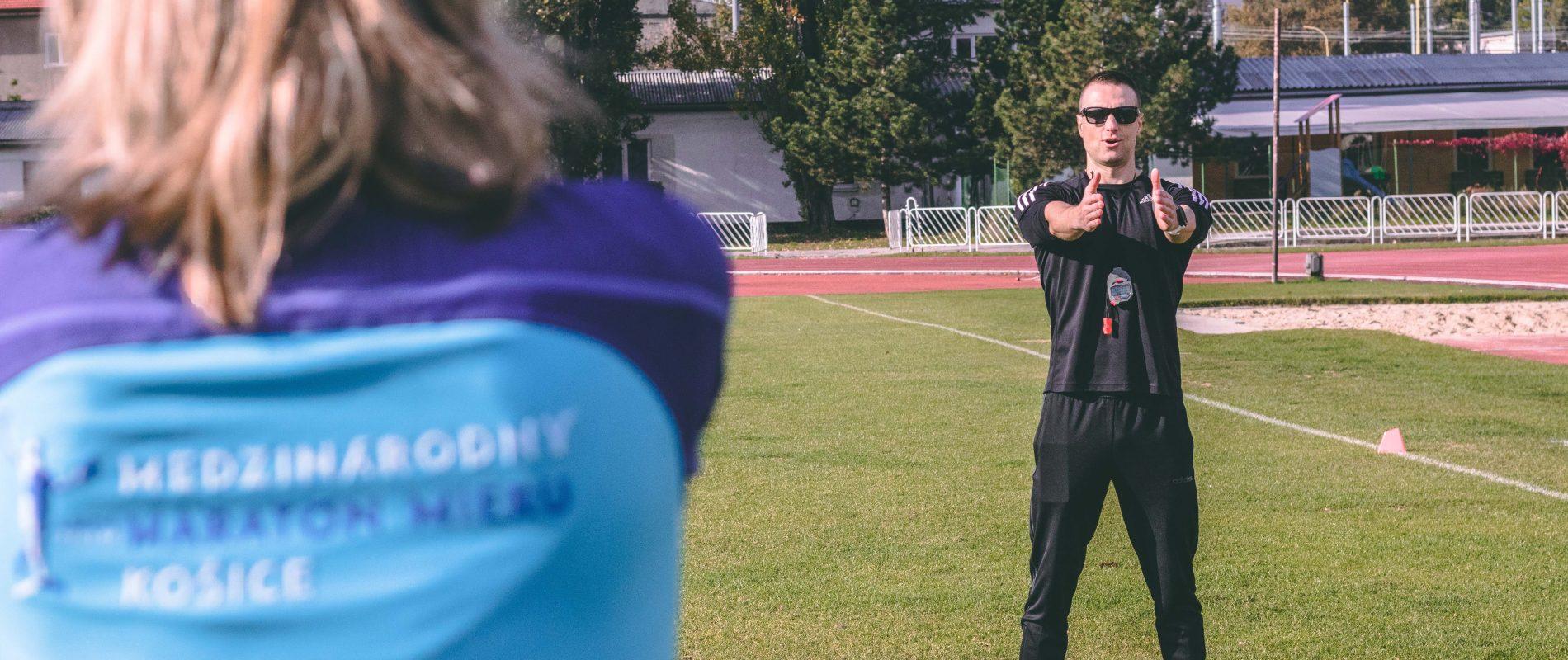 Mirek Pramuka-osobný tréner Košice
